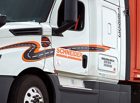 Schneider and the history of trucking