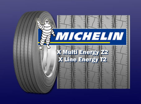 Michelin launches two new Energy tires for commercial vehicles