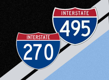 Maryland discusses potential rates for new I-270 HOT lanes