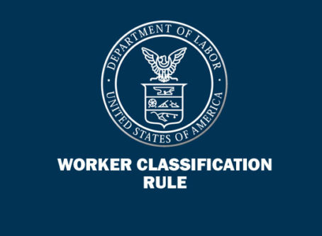 Department of Labor delays independent contractor rule