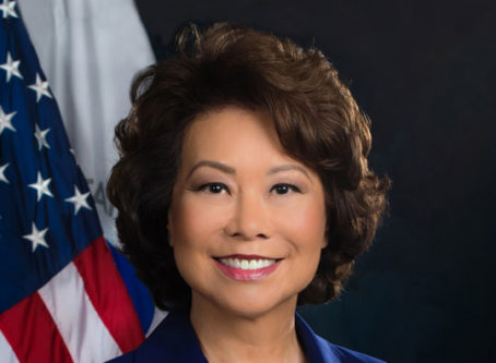 Elaine Chao, former U.S. DOT secretary