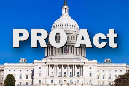 PRO Act passes House