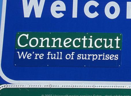 Connecticut Full of surprises
