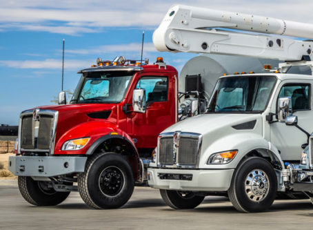 Kenworth introduces new medium-duty lineup