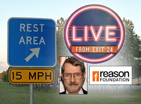 'Live From Exit 24' to cover rest area commercialization
