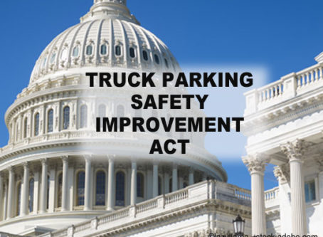 Truck parking bill receives attention at House hearing