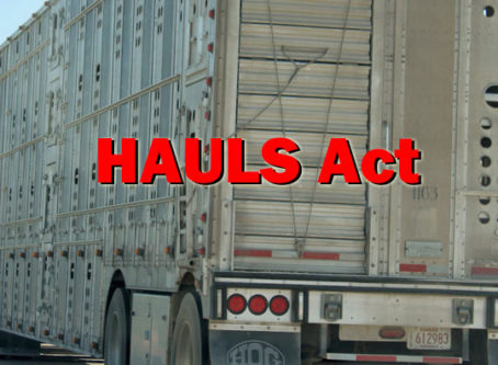 HAULS Act gaining steam in Senate