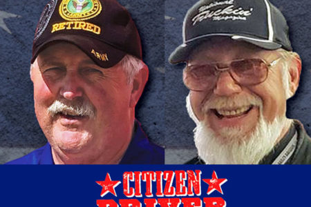 2021 Citizen Drivers Don Talley and Dan Porter