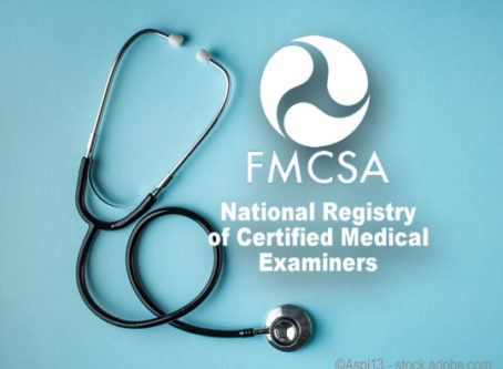 FMCSA proposes extending parts of medical examiner final rule
