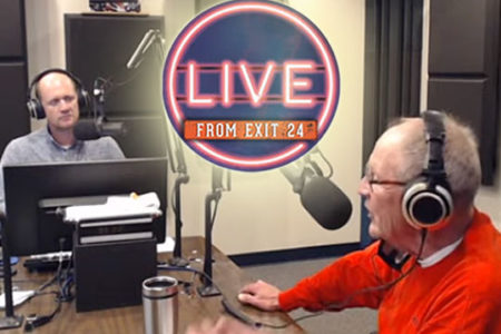 Commercializing rest areas discussed on 'Live From Exit 24'