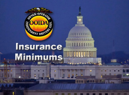 OOIDA-led coalition fights insurance minimums