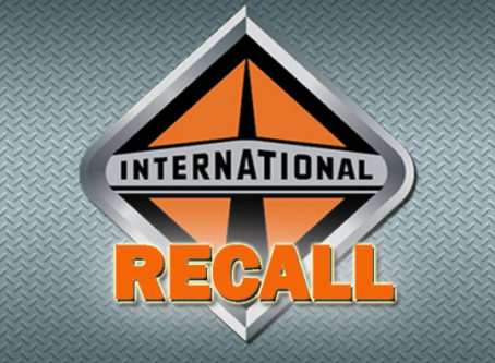 Navistar International recall