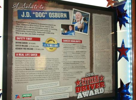Citizen Driver Jon Osburn