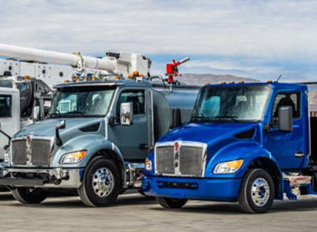 Kenworth medium duty trucks