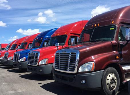 Used commercial trucks June 2021 magazine