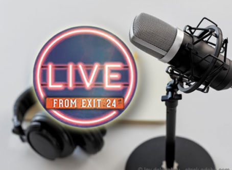 Live From Exit 24 airs every other Wednesday