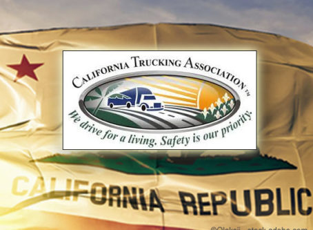 California Trucking Association to request rehearing over AB5