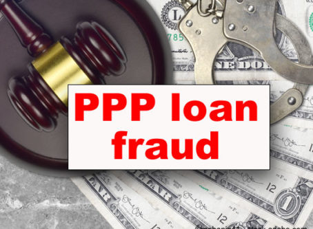 PPP loan fraud