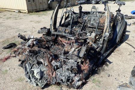 Autopilot 'not available' in fatal Tesla crash, Tesla crashes