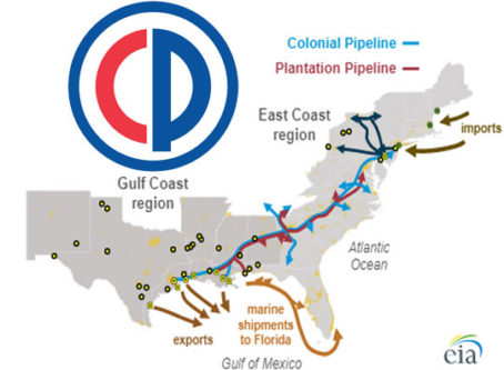 U.S. DOT takes additional steps to address Colonial Pipeline situation