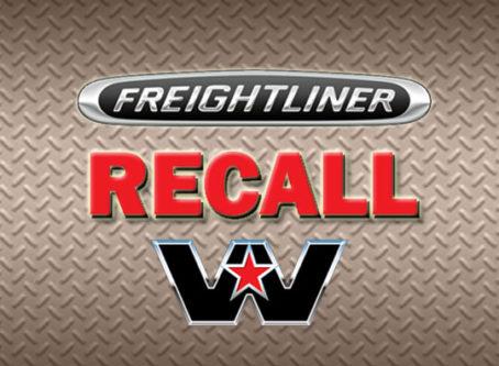 Daimler Trucks recall