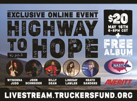 SCF Highway to Hope concert