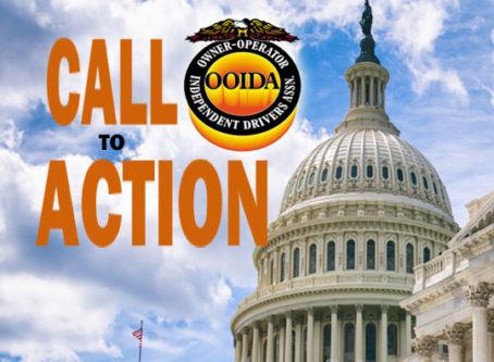OOIDA rallies members against Rep. Garcia's Insurance Act