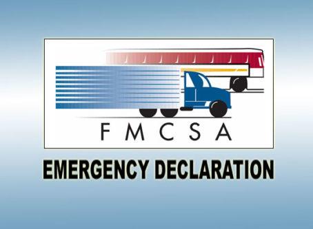 FMCSA extends COVID-19 emergency declaration