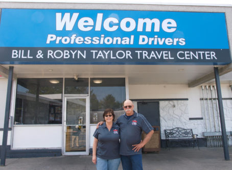 Bill and Robyn Taylor, 2016 Citizen Drivers