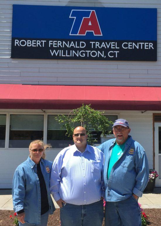 """Robert """"Mouse"""" Fernald, 2015 Citizen Driver honoree"""