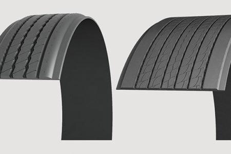 Michelin X Multi T-SA and X One Line Energy T2 retread trailer tires