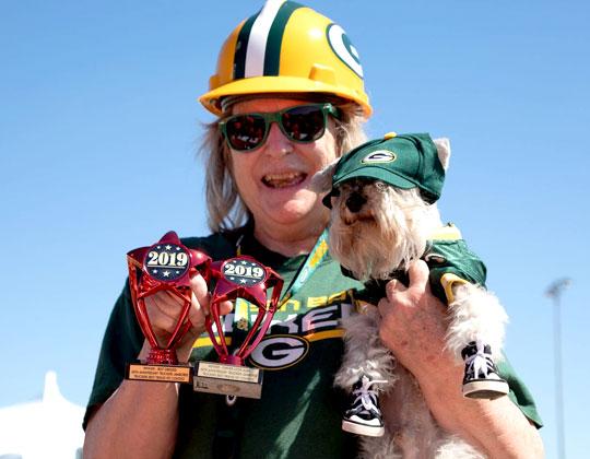 20116 Walcott Truckers Jamboree pet contest