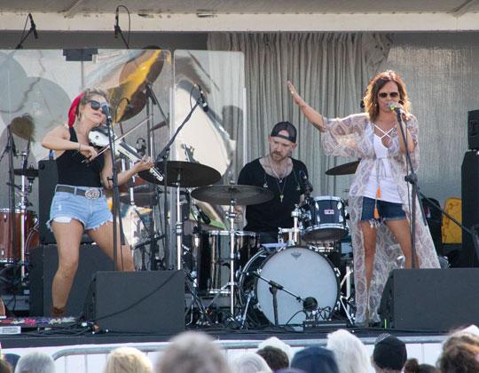 Walcott Truckers Jamboree concert