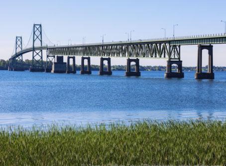 Ogdensburg-Prescott International Bridge
