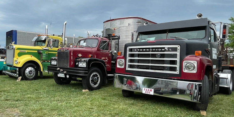 American Truck Historical Society ATHS 2021