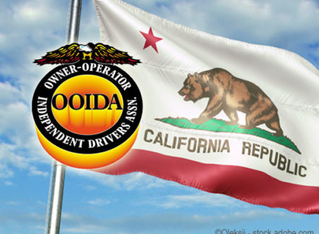 OOIDA lends support in fight against AB5