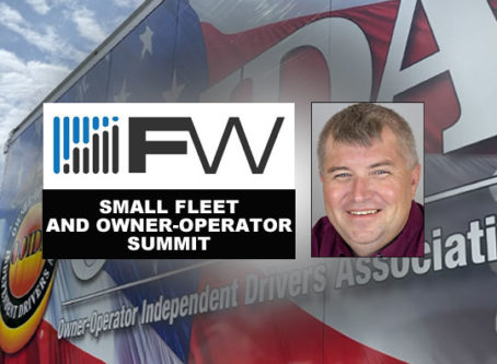 OOIDA executive vice president joins FreightWaves summit