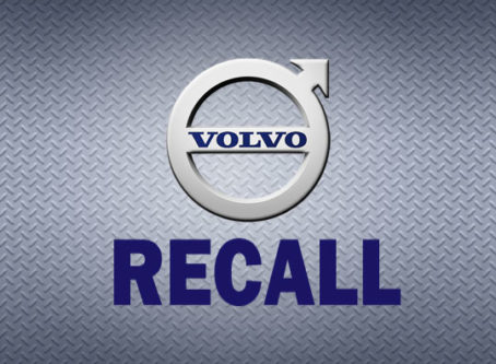 Volvo recall
