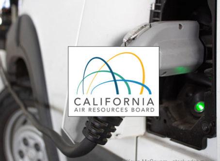 CARB voucher program for electric vehicles