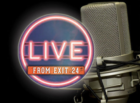 Live from Exit 24 airs every other Wednesday at 11 a.m. Central