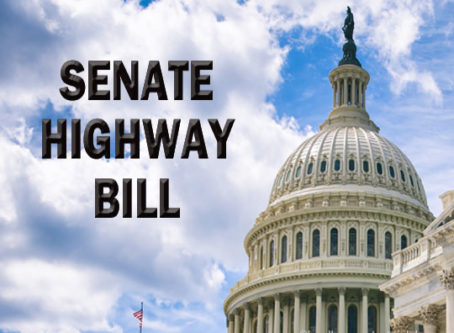Senate highway bill moves out of committee