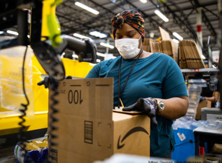 Amazon's 'expendable workforce' echoes trucking's biggest