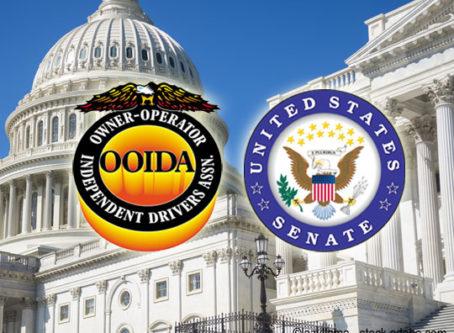 OOIDA opposes AEB mandate in Senate highway bill
