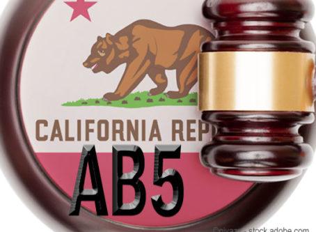 CTA lawsuit over California AB 5