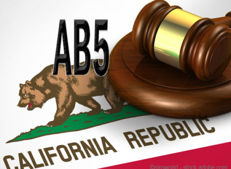 AB5 injunction remains as trucking group petitions SCOTUS
