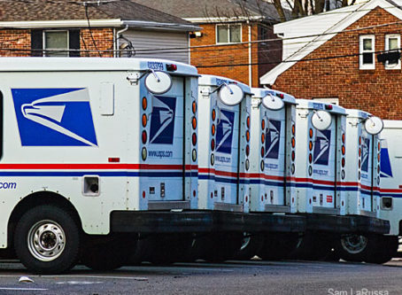 USPS puts more packages on the road