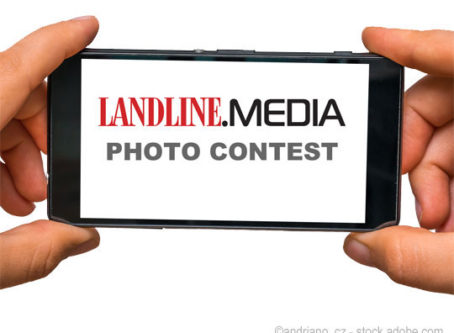Land Line Media photo contest