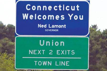 Transportation, Connecticut, truck tax