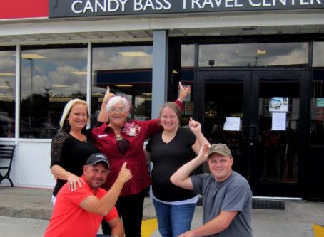Mary Grandma Candy Bass, Citizen Driver 2016