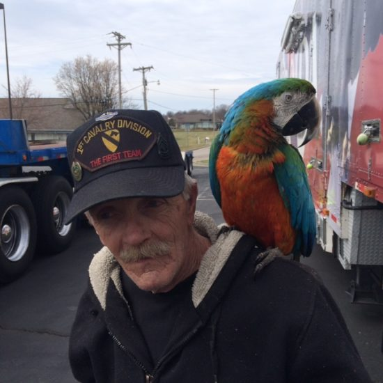 Larry Leckrone, Muggsy Macaw